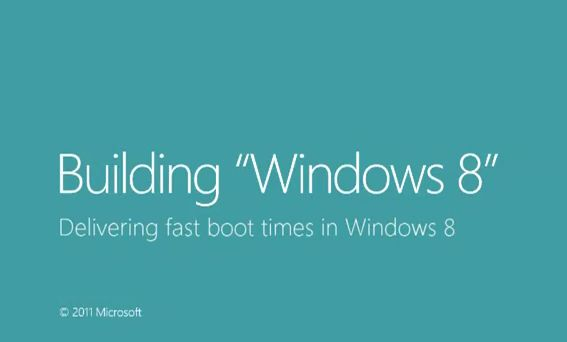 How to boot Windows 8 faster