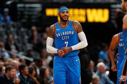 Carmelo Anthony: Phil Jackson Was Willing to Trade Me for a Bag of Chips