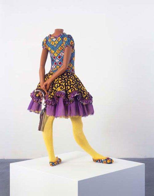 Girl Ballerina // Yinka Shonibare