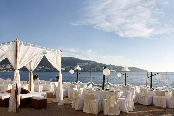 Espacios para eventos especiales: Spaces, For Events, Banquete En, On Beach, Special Events