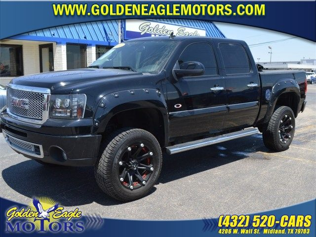 2011 Gmc Sierra 1500 Awd Crew Cab 143 5 Denali At Golden