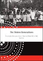 The Stolen Generations. Source: Reed, P. A guide to Australia's Stolen Generations. Retrieved from http://www.creativespirits.info/aboriginalculture/politics/a-guide-to-australias-stolen-generations#axzz3njqaSQkK