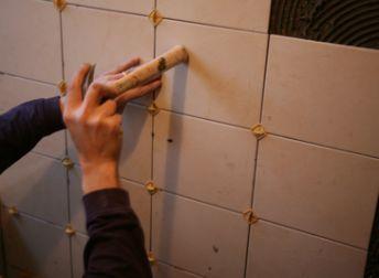 Les Meilleures Idées De La Catégorie Poser Du Carrelage Sur - Comment poser du carrelage mural dans une salle de bain