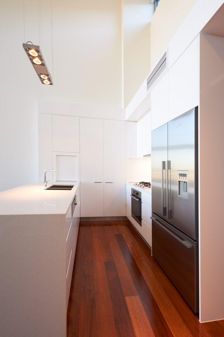 Brisbane Penthouse apartment with Trojan Merbau Engineered Timber Floor