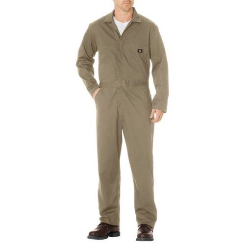 Basic Cotton Coverall