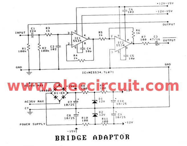 Pin On Ne5532 Tone Control