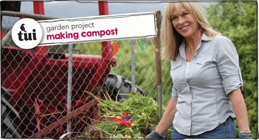 Tui Garden Project - Making Compost | Tui Garden