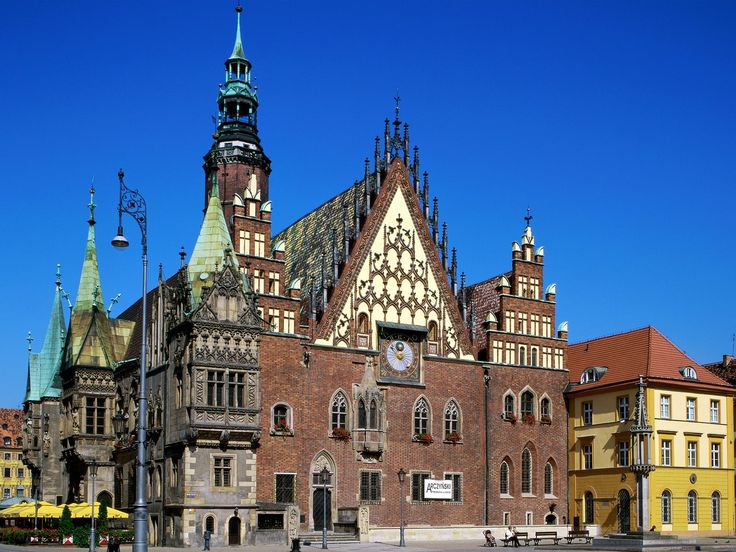 Image detail for -Town Hall Wroclaw Poland picture, Town Hall Wroclaw Poland photo, Town ...
