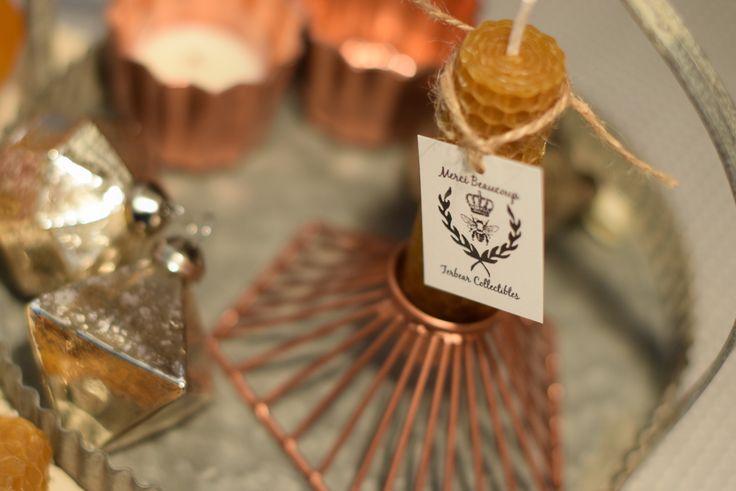 bees sheet candle / blog.naver.com/iamnever