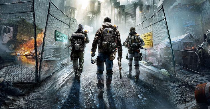 [Jeux Vidéo] Tom Clancy's the Division - Beta ouverte annoncée : http://www.zeroping.fr/actualite/jv/tom-clancys-the-division-beta-ouverte-annoncee/