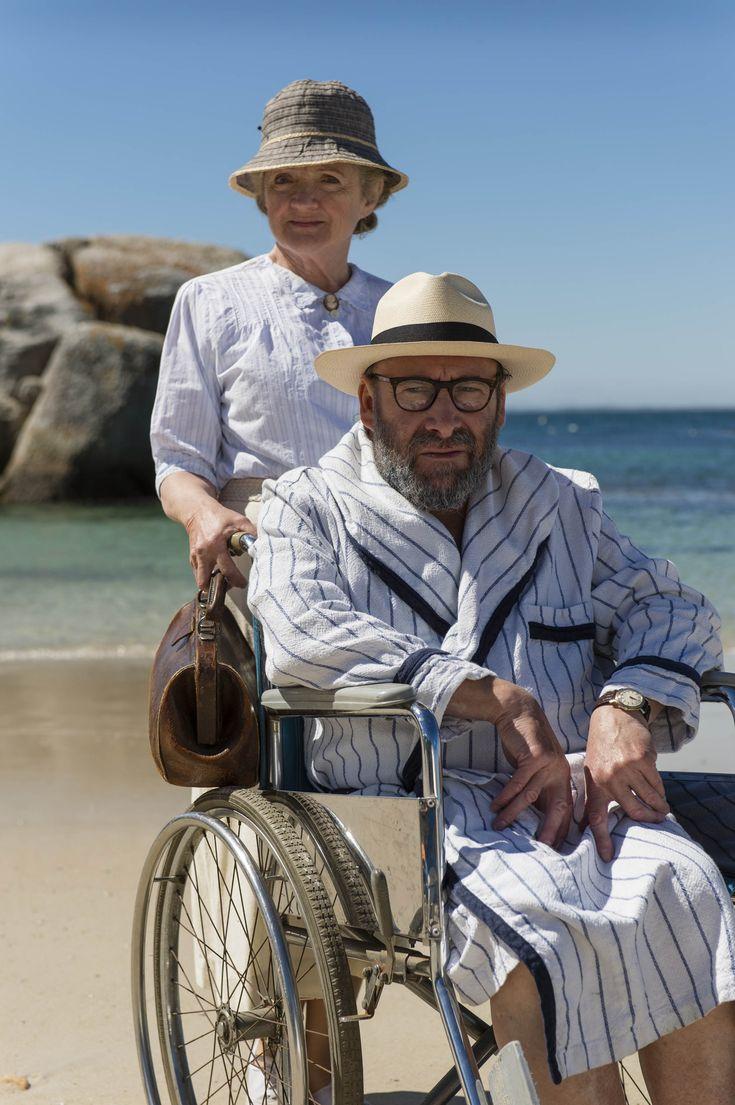 2014.  A Caribbean Mystery.  Julia McKenzie as Miss Marple and Anthony Sher as Jason Rafiel.  (Agatha Christie's Marple TV series.)