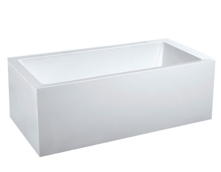 Highgrove Bathrooms Lugo Freestanding Corner Bath