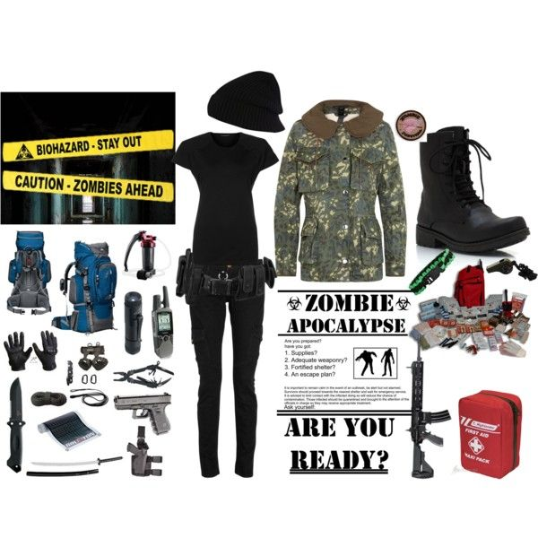 Zombie Apocolypse Survival Kit