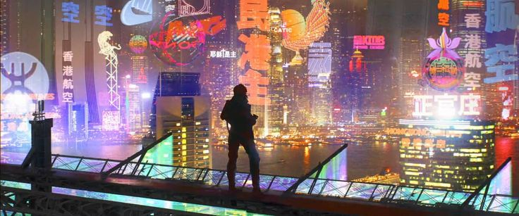 GHOST IN THE SHELL - REEL on Vimeo