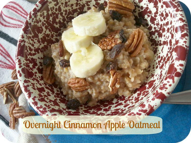 Overnight No-Cook Oatmeal Yogurt Cups
