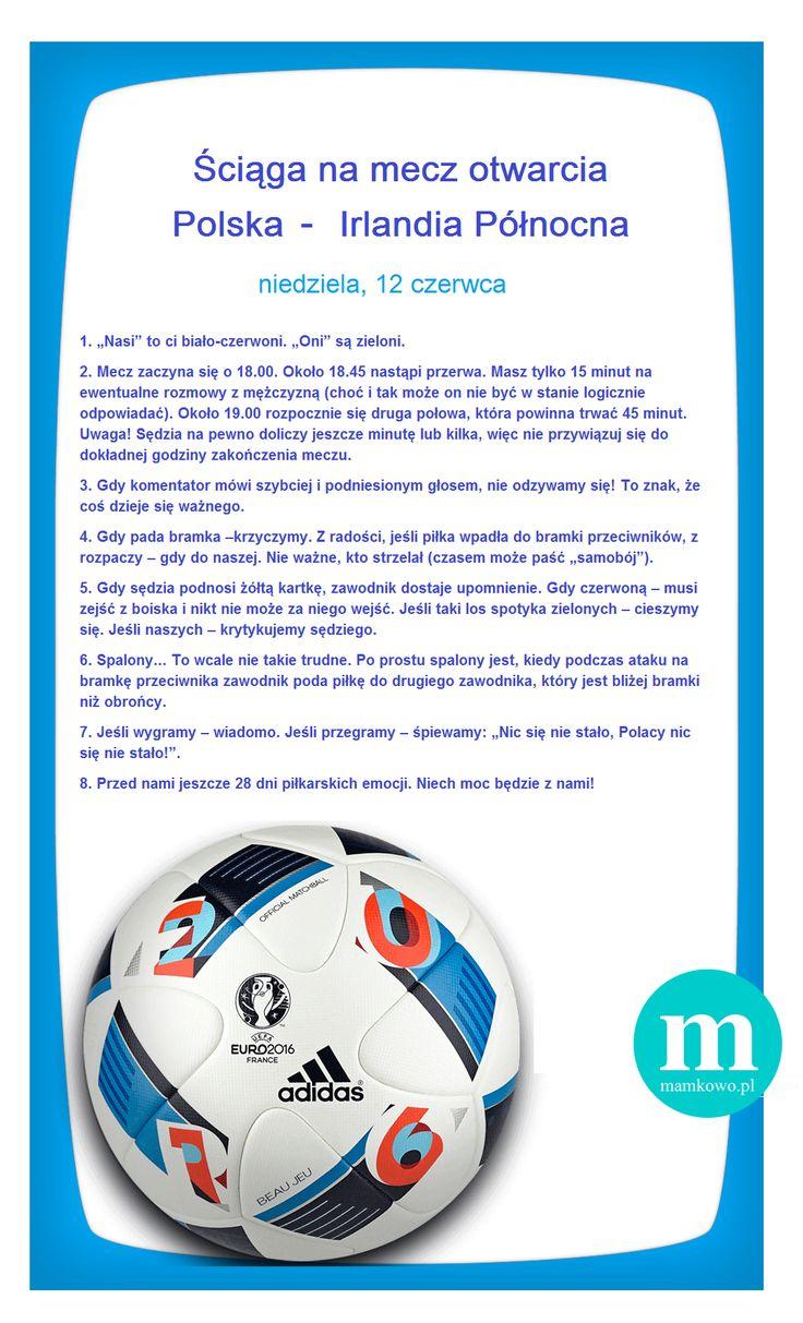 Jak wytrzymać z facetem podczas Euro 2016? – Mamkowo.pl – serwis dla rodziców