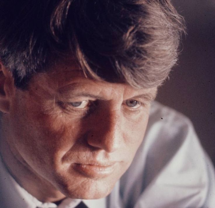 """United States Attorney General~~Robert Francis Kennedy (November 20, 1925 – June 6, 1968), commonly known as """"Bobby"""" or by his initials RFK, was an American politician, who served as a Senator for New York from 1965 until his assassination in 1968. He was previously the 64th U.S. Attorney General from 1961 to 1964, serving under his older brother, President John F. Kennedy♛.★♛★★♛★★♛★♛★♛  Great Man ...In Our Hearts All http://en.wikipedia.org/wiki/Robert_F._Kennedy"""