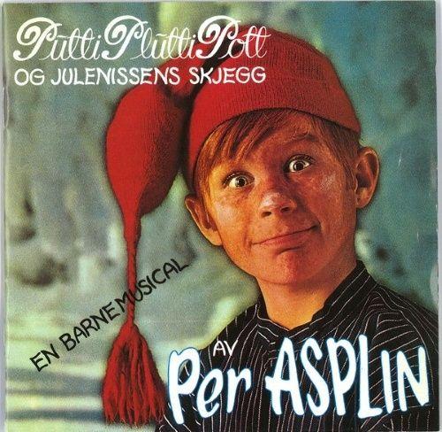 Putti plutti pott og Julenissens skjegg cd