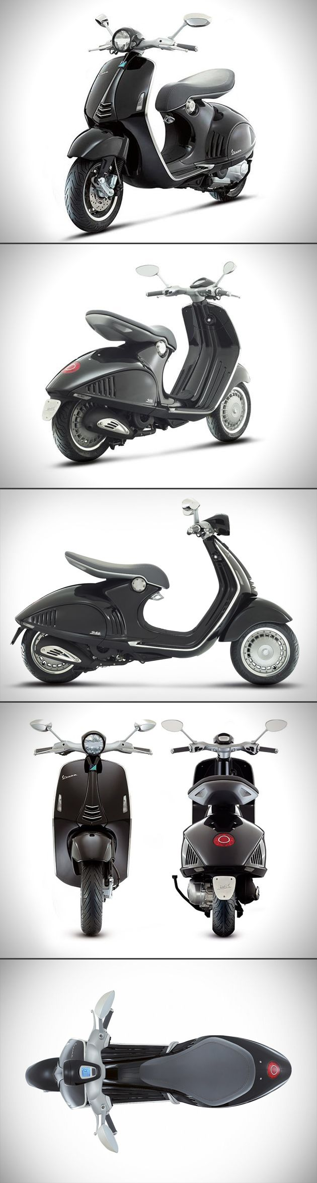 VESPA 946 - Australia 2013 sold out. 2014 may well be my year then...