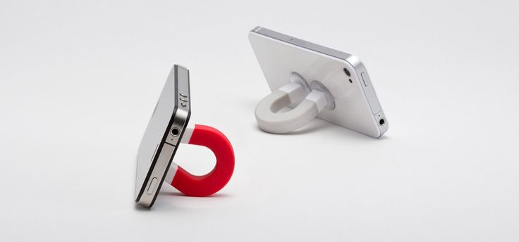 Your Magnet - mobile accessory  by Lufdesign.com