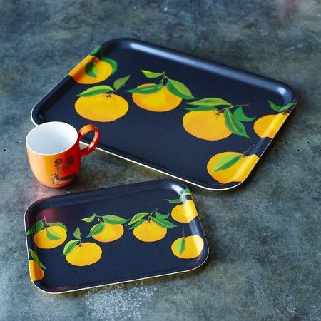 Oranges Trays