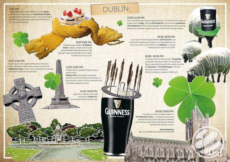 Dublín en un día: Guía de viaje
