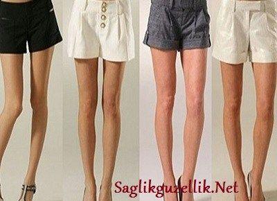 Kusursuz Güzel Bacaklar İçin Okuyun