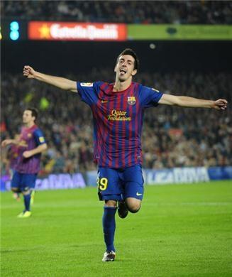 Isaac Cuenca, Attacking midfielder, FC Barcelona