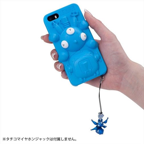 picture of Ghost in the Shell: Stand Alone Complex Tachikoma iPhone5/5S Cover 5