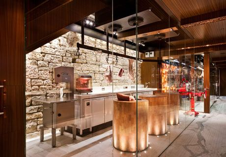 the things we like, make and do.: Victor Churchill Luxe Butcher