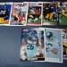 Vintage Lot of Rod Woodson Football Cards - Pittsburgh Steelers - NFL - HOF - Hall Of Fame.