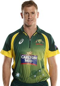 George Bailey     Role: Batsman    Bats: Right Hand Bat    Bowls: RM    Date of Birth: 07 Sep 1982    He is the great-great-grandson of George Herbert Bailey, who was part of Australia's 1878 touring squad to England. He also is the first player since Dave Gregory in the first ever Test match in 1877 to be named captain in his first match for Australia in any format
