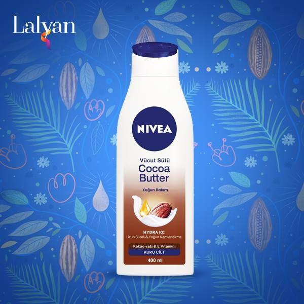 Soğuk havalarda cildine daha yumuşak davranmak gerektiğini unutmayın. Kuruyan cildinizi NIVEA Cocoa Butter ile nemlendirin, pazarın keyfini çıkar. http://bit.ly/1M0Le10