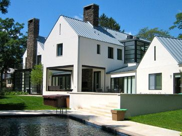 Modern Bay Window modern bay window - door 13 architects - contemporary - exterior