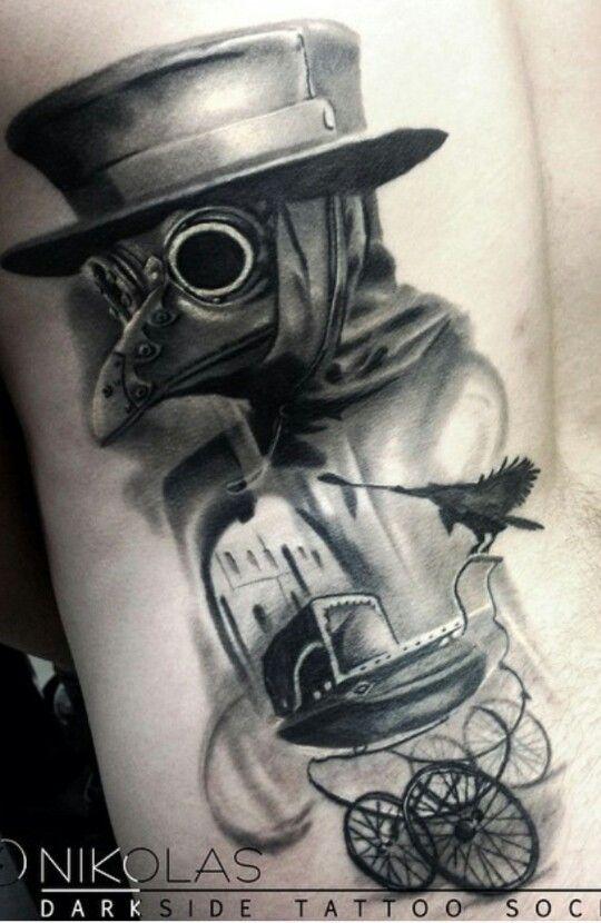 @nikolas_darkside_tattoo Athens Greece