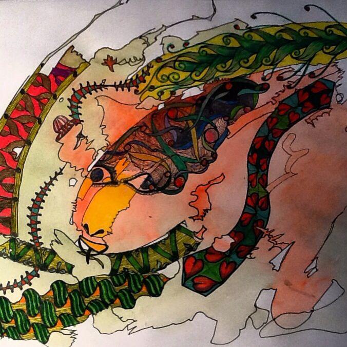 My last drawing