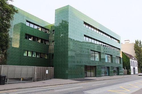 Institute for Hospital Pharmaceuticals, Rossettiareal