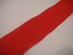 Petersham Ribbon - Red