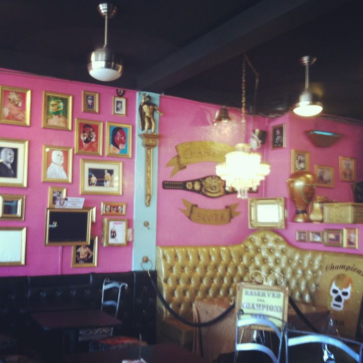 Lucha Libre – Great mexican food in San Diego, CA