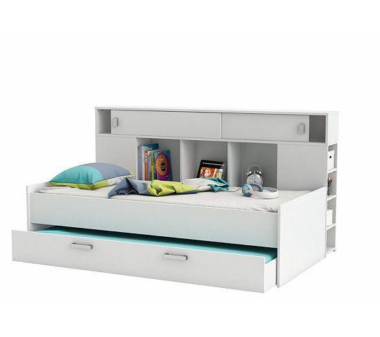 Funktionsbett ikea flaxa  Bett 90x200 Pinterest'te | Stapelbett, Nachtkommode ve Bettschrank ...