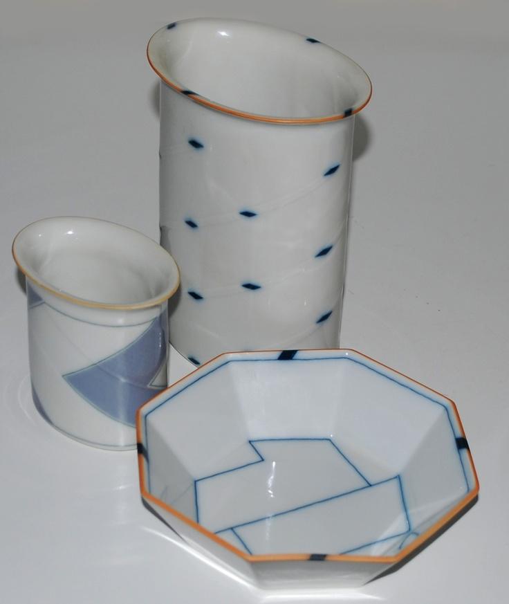 Bodil Manz, porcelain, Bing & Gröndahl, Denmark.