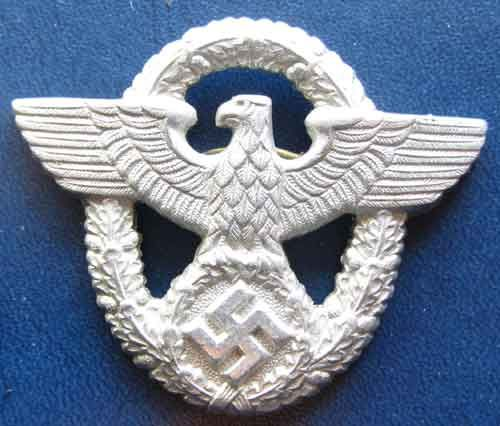 20 Best Images About German Police Badges And Uniforms In