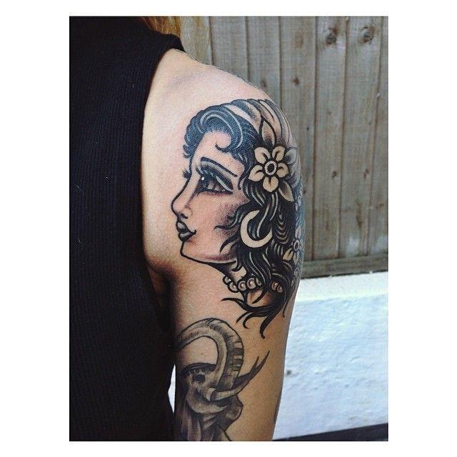from beautycrush's instagram tattoo