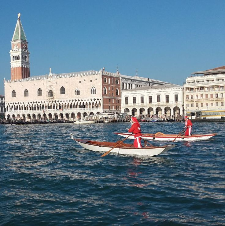 Welcome to the magic of Venice