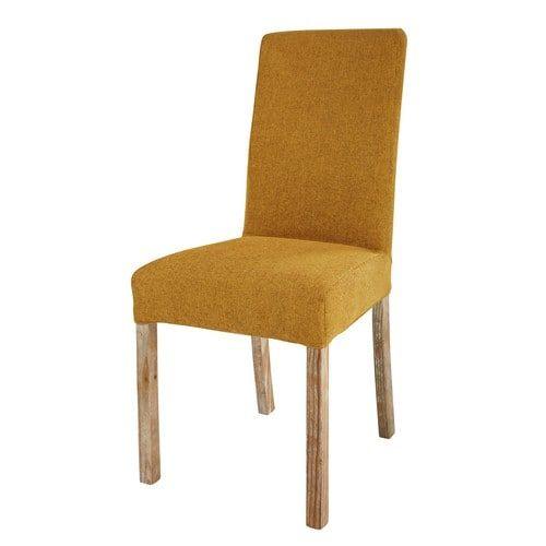 Les 25 meilleures id es de la cat gorie housses de chaises sur pinterest housses de chaises - Housses de chaises en tissu ...