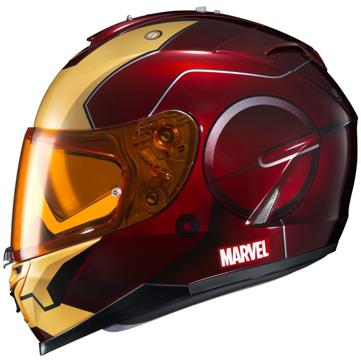 The Official HJC Helmets Site | IS-17 IRON MAN