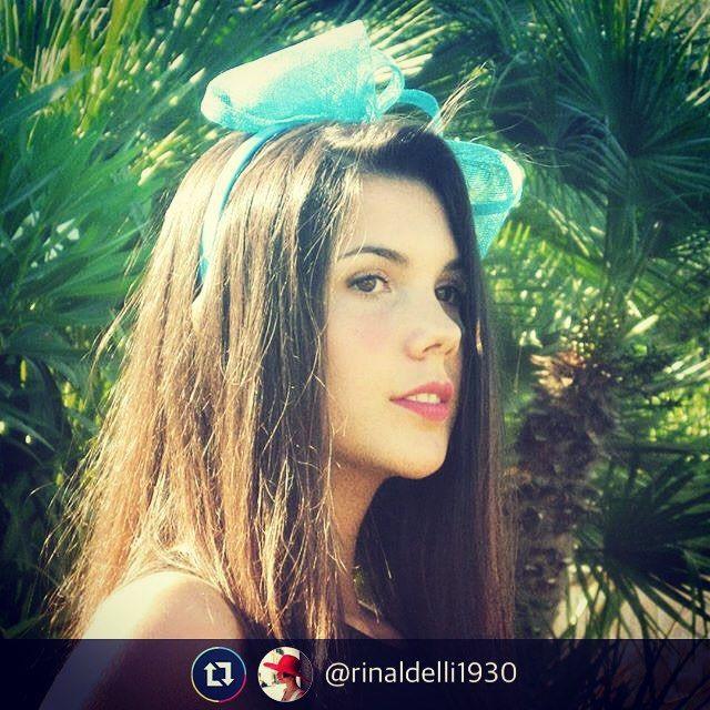 Estate Azzurra come l'acqua.  #hatsummer #Livorno #Toscana #Tuscany #fashion #modisteria #hat #cappelli #Italy #Italia #madeinitaly #igersitaly #igersitalia #igers #summer #estate #fascinator #igfashion