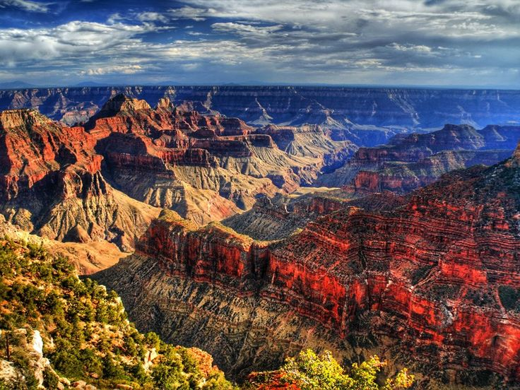 The iconic Grand Canyon in Arizona may soon be ground zero for two massive development projects.