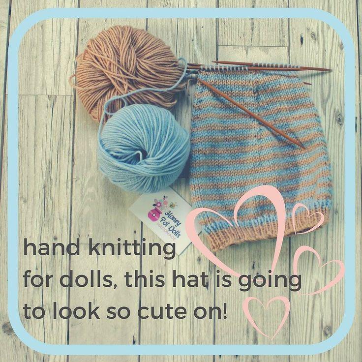 Enjoying a little knitting  happy Friday everyone  #letthekids #littleandbrave #simplychildren #seekthesimplicity #theartofslowliving #petitejoys #pursuepretty #simpleplay #calledtobecreative #flashesofdelight #beeskneesartdolls #clothdoll #childsplay #waldorfdoll #knitting #dollsclothes #honeypotdolls