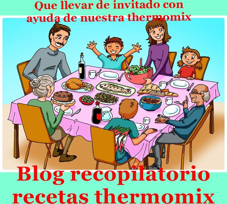 recetas con thermomix